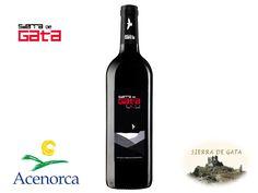Red wine Sierra de Gata, Extremadura, Spain - Vino Tinto Sierra de Gata