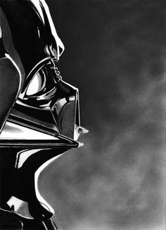Darth Vader | Blue Crayon