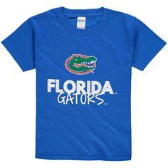 Florida Gators Youth Crew Neck T-Shirt - Royal - $11.19