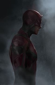 Daredevil fanart by feredir