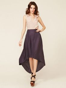 Biarritz Bamboo Fishtail Skirt by Geren Ford up to 60% off at Gilt