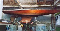 1946  Star Class keelboat,      Cantiere Cranchi,  Lago di Como     Anno di costruzione: 1946     Numero velico: 296