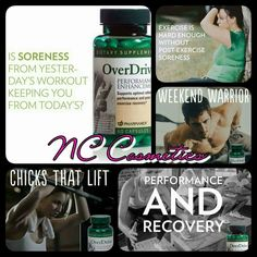 🌟OverDrive🌟 Sore from yesterday's workout? 🏋 Aching muscles making you want to skip leg day? Pre-WorkOut OverDrive helps with food supplement with vitamins, minerals and botanical extracts. Message to order yours 💋 Legs Day, Muscles, Minerals, Vitamins, Exercise, Messages, Cosmetics, Make It Yourself, Workout