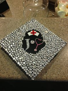 Custom graduation hats  by TexasSwag on Etsy, $35.99