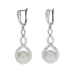 The Official Home of Azendi Silver Jewellery. Wedding Day Jewelry, Pearl Earrings, Drop Earrings, Iridescent, Silver Jewelry, Safety, Sparkle, Jewellery, Pearls