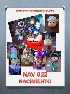 NACIMIENTO. http://creacionesmayola.blogspot.com.es/
