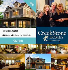 working on new website for #ColoradoSprings home builder http://creekstone-homes.com