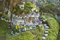 Casa de fada/fairie house