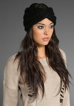 I want that head band in black and white also! Mittens Pattern 7f99b9d983c