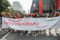 #MarchadoOrgulhoCrespo Foto: Carolina Cury Natural, Blog, Walking Gear, Pride, Curly, Photos, Nature, Au Natural