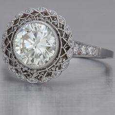 Edwardian Jewelry – Rings |