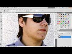 Aprende paso a paso a corregir las pequeñas imperfecciones de tu cara con Photoshop | Tecnología