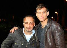 Erogan Atalay and Vinzenz Kiefer - Semir Gerkhan and Alex Brandt Cobra 11