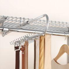 Found it at Wayfair - Configurations Closet Tie and Belt Organizer