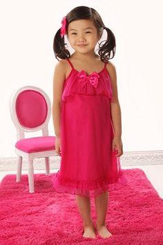 1dbe8ca1e6d5 What a Cutie in her Laura Dare nightgown...  -)