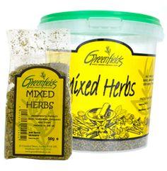 Mixed Herbs - Greenfields