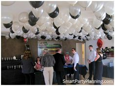 James Bond Theme Party Decoration #PartyDecoration