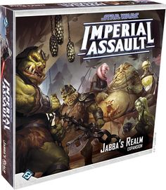 Announcing a New Expansion for Imperial Assault