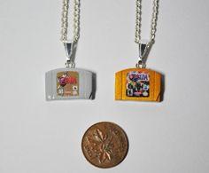 Mini Video Game Cartridge Jewelry | MAKE: Craft