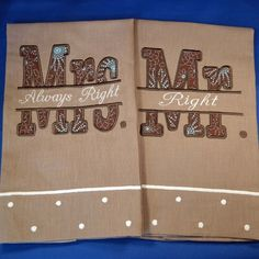 Mrs. Split Applique