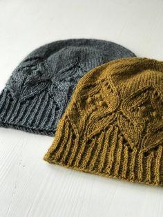 Ravelry: Magnolia Hat-Muster von Camilla Vad , Ravelry: Magnolia Hat pattern by Camilla Vad , Kni. Loom Knitting, Knitting Stitches, Knitting Needles, Hand Knitting, Knitting Machine, Knit Or Crochet, Crochet Hats, Crochet Birds, Crochet Food