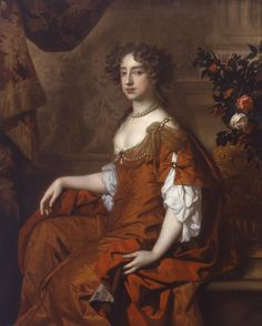 Photo of Mary II of England for fans of Kings and Queens. Painted by Sir Peter Lely. Queen Mary II of England reigned from She reigned jointly with her husband William III. Uk History, Women In History, British History, European History, History Timeline, Ancient History, Queen Mary Ii, Mary Queen Of Scots, Queen Anne