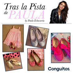 ¡La tan esperada segunda parte del post infantil de PAULA ECHEVARRIA ya está aquí! 'Tras la pista de Paula' ➝ http://paula-echevarria.blogs.elle.es/2015/03/31/para-mi-peque-2-parte/  ❤ Colección a la venta en www.conguitos.es ❤
