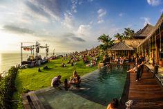 Balinese Villa, Yoga Retreat, Seaside, Surfing, Beach, Cliff, Travel, Villas, Wedding Stuff