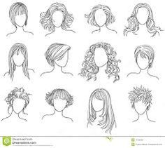 Silhouette, Black and white and Female faces on Pinterest