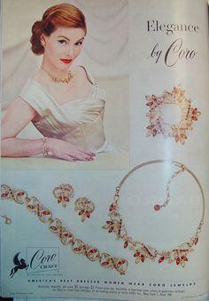 1955 Coro Elegance