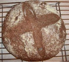 Tomatoes for Apples: Russian Black Bread