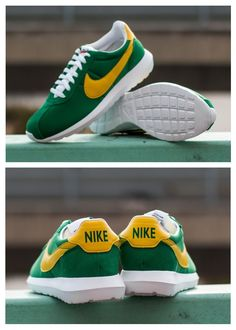 great fit 9a22c 204e0 Nike Roshe LD-1000  Varsity Green Roshe Run Shoes, Nike Roshe, Minimalist