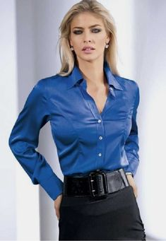 Sexy in Blue Classy Outfits, Sexy Outfits, Pretty Outfits, Beautiful Outfits, Cool Outfits, Fashion Outfits, Western Dresses For Women, Pencil Skirt Black, Pencil Skirts