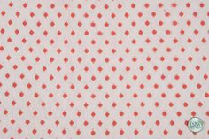 FN3368 Red Polka Dots Tulle