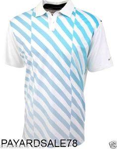 MEN'S SIZE LARGE NIKE GOLF TOUR PERFORMANCE DRI-FIT POLO SHIRT $70.00 RETAIL  #NikeGolf #ShirtsTops