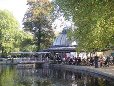 Pavilion Café, Victoria Park - London - fave breakfast - first home.
