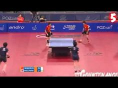 The Best Ping Pong Shots Of 2012