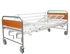 Stainless Homecare Bed