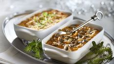 Macaroni And Cheese, Panna Cotta, Good Food, Food And Drink, Pudding, Vegetarian, Dinner, Eat, Ethnic Recipes