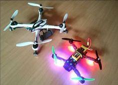 Buenas tardes!!! Algunos amigos me han comentado que quieren comprarse un drone, me dicen que quierenponerle la cámara deportiva, que no sea caro, que vuele rápido! …que difícil d…
