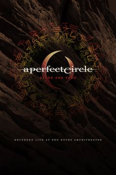 Stone and Echo: Live at Red Rocks - A Perfect Circle | Concert...: Stone and…
