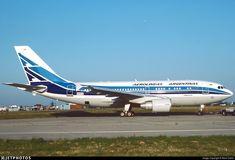 Photo of N819PA - Airbus A310-324 - Aerolíneas Argentinas