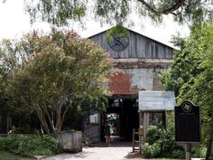 Love Gruene Texas and the Gristmill! Watch out for the fantastic onion rings - by far my fav's anywhere!