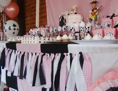 Francesca's Farm birthday party
