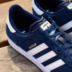 the best attitude 90497 b71b3 B24620 amorshoes-adidas-originals-gazelle-2-j-azul-marino-