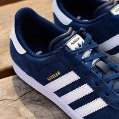 Adidas Gazelle Leer