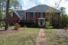 820 Cloisters Drive, Florence SC: 5 bedroom, 4 bathroom Single Family residence built in 1986.  See photos and more homes for sale at https://www.era.com/property/820-CLOISTERS-DR-FLORENCE-SC-29505/62207800/detail?utm_source=pinterest&utm_medium=social&utm_content=home