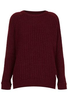 Knitted Fisherman Jumper - Knitwear  - Clothing