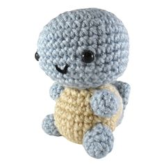 Ravelry: Pokemon: Squirtle by i crochet things