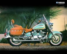 Artistic Yamaha Motorcycles from the last 11 Years   - 1997 Yamaha Motor - 1997 Royal Star Motorcycles 51